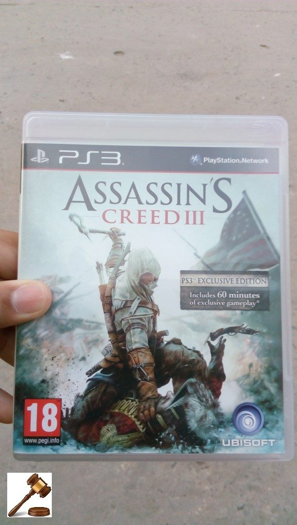 Assassin's Creed 3 for PS3 41