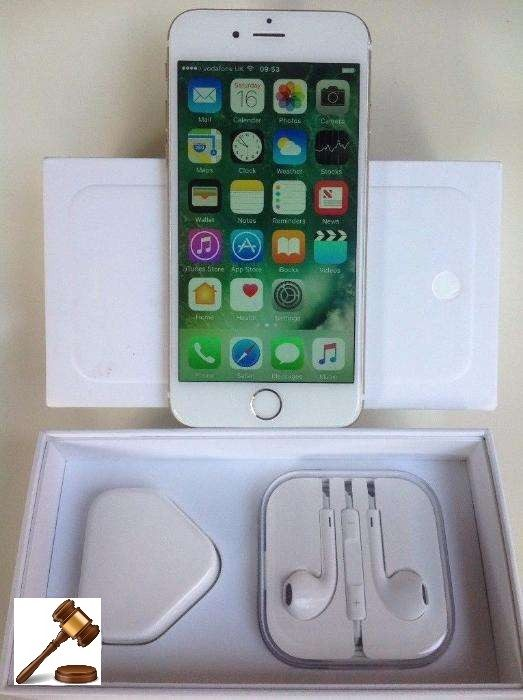 Apple iPhone 6s 16GB Silver White 8