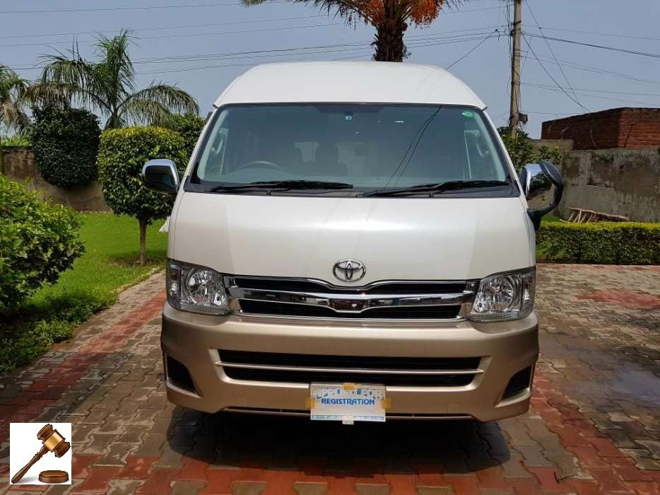 Applied For Toyota Hiace Grand Cabin 510