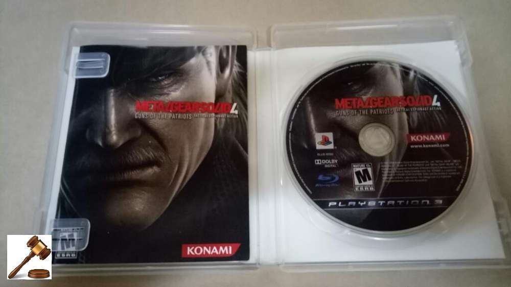 Metal Gear Solid 4 for PS3 33