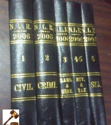 1 National Law Reporter NLR Complete Set e1511329460199