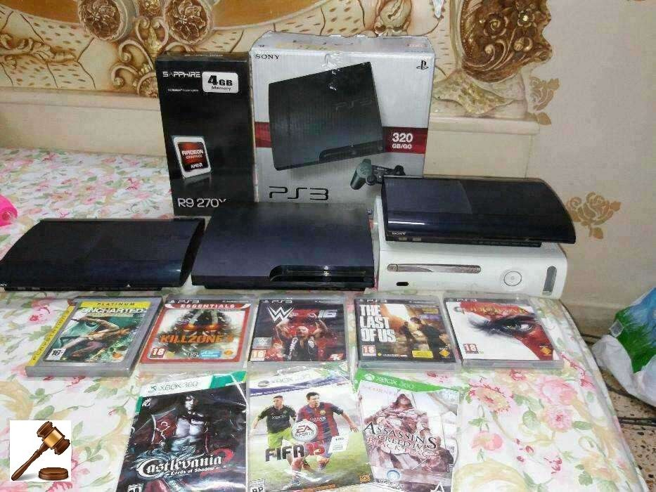 PS3, PS4, XBOX 360 and Gaming PC Available 32
