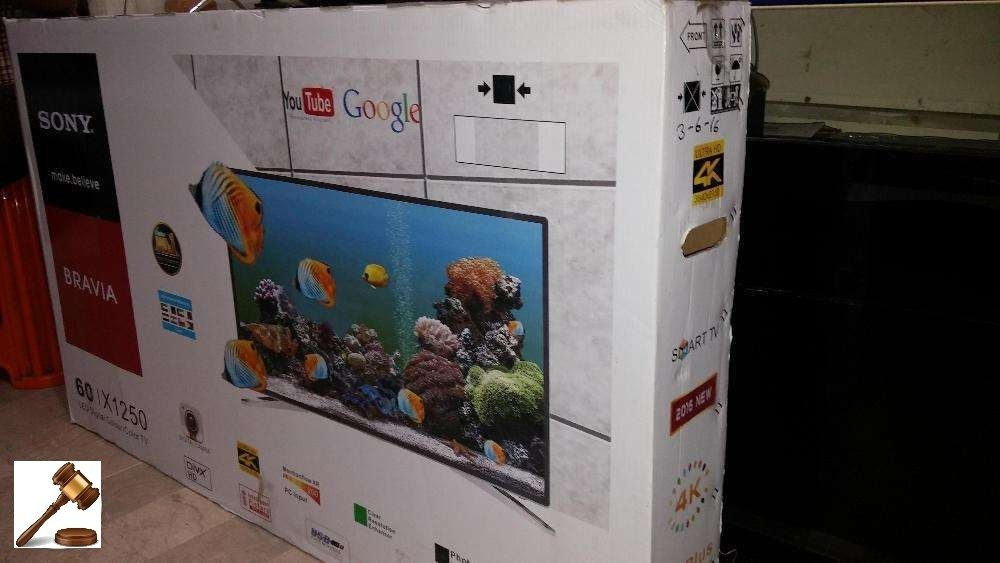 Sony Ultra Smart 55 Inches 4K LED TV's 30