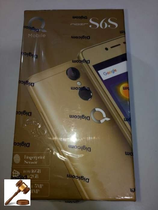 QMobile S6s Box Packed 9