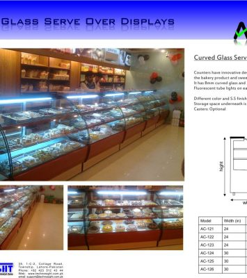 Ambient Bakery Counters 3