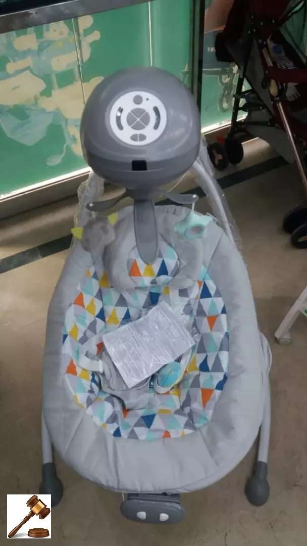 Baby Electric Swing with Remote Control 65