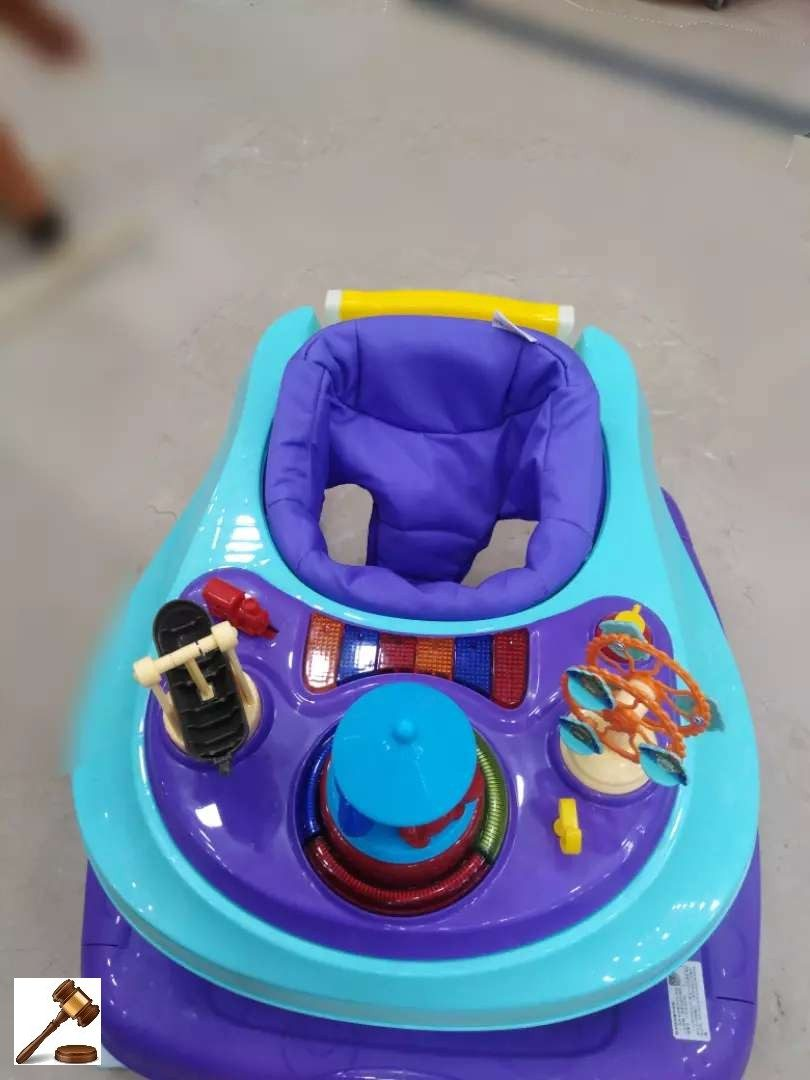 Baby Walker with Music & Rocking 66