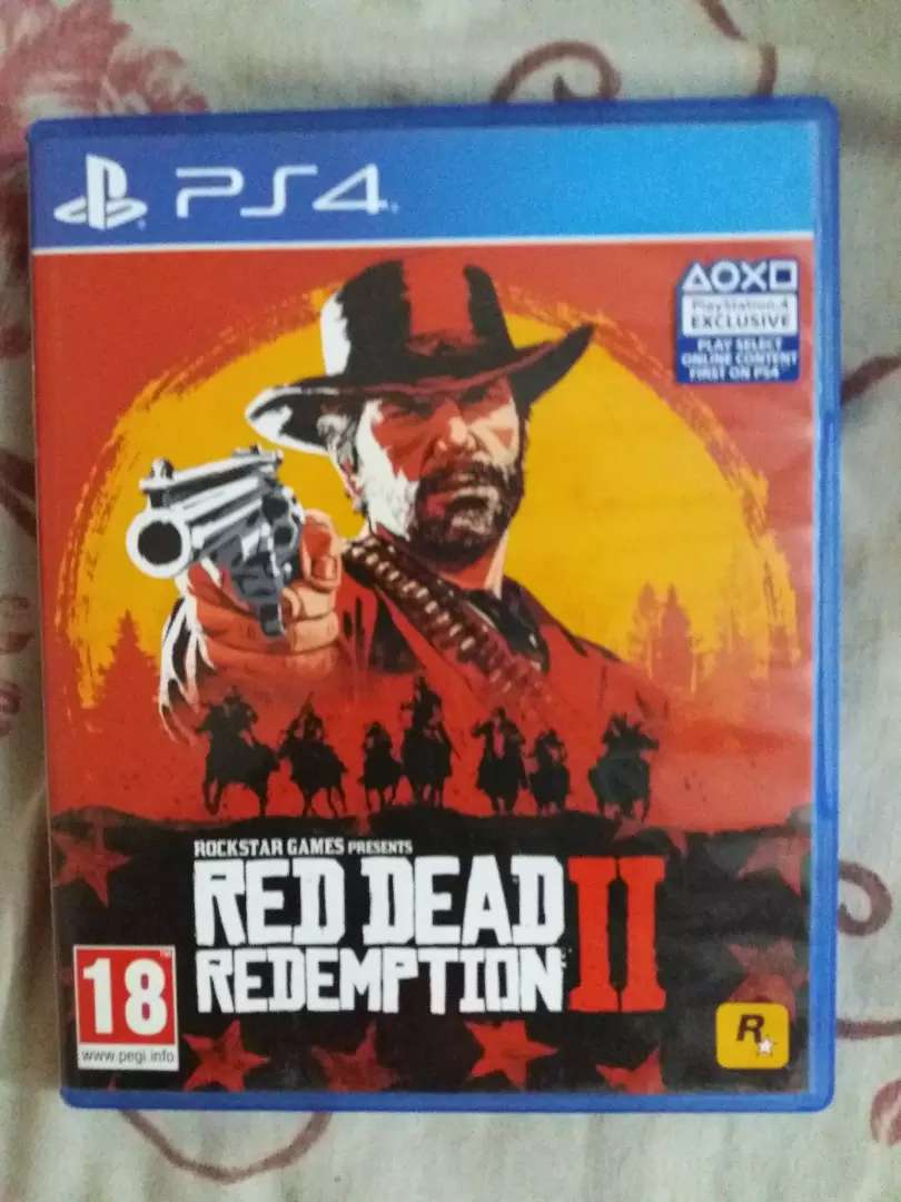 Red Dead Redemption 2 for PS4 29