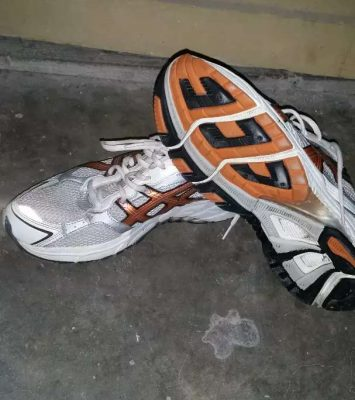 1 Three Branded Shoes