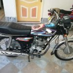 1 Honda 125 in Good Condition for Sale