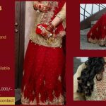 1 Bridal Lehanga for Sale in Lush Condition