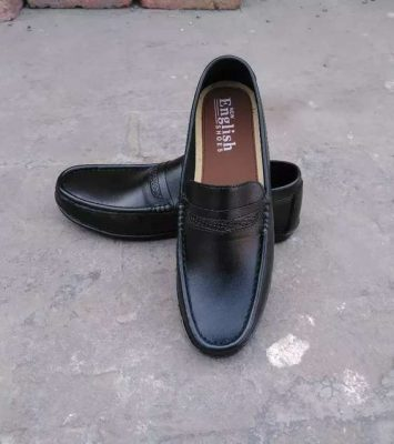1 Leather Loafer Shoes