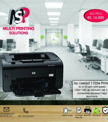 1 All Types of HP LaserJet Printers Available