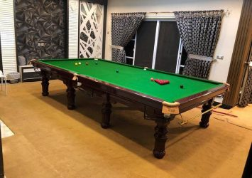 2 Best Quality Snooker Billiards Tables